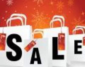 Новорічні розпродажі та правила шопінгу фото