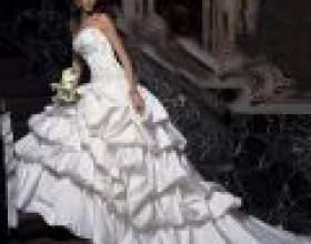 Незвичайне плаття на весілля: доступний спосіб виглядати оригінально фото