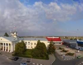 Аеропорти криму - їх минуле і сьогодення фото