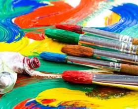 Акрилові фарби для малювання: поради для початківців фото
