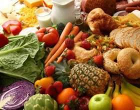 Антиоксиданти в продуктах. Продукти-антиоксиданти: список фото