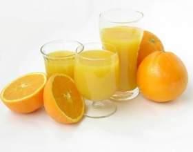 Апельсиновий сік: корисні і небезпечні властивості фото