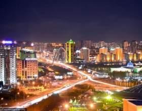 Астана столиця казахстана фото