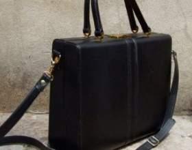Шкіряні портфелі для справжніх леді фото