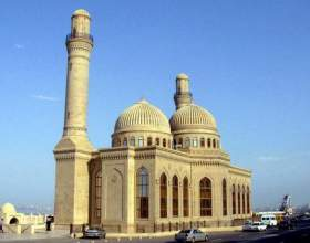 Азербайджан, пам'ятки. Фото і опис фото