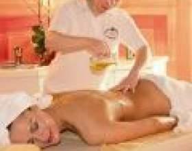 Банний масаж фото