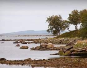 Біле море - казкове місце в росії фото