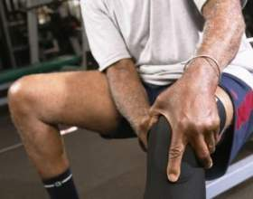 Біль в коліні при згинанні: що робити? фото