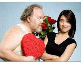 Велика різниця у віці при сексуальних відносинах фото