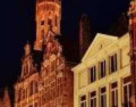 Брюгге: місто пряникових будиночків фото
