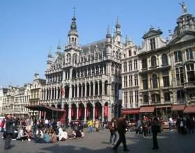 Брюссель - столиця бельгії фото