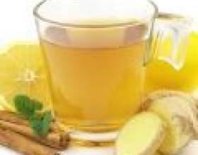 Імбирний чай для схуднення: рецепти стрункості фото