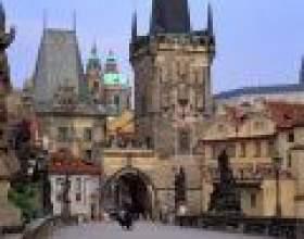 Відпочинок в чехії: прага фото