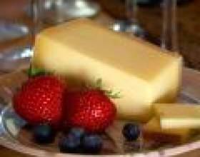 Справжній твердий сир, і з чим його їдять фото