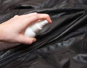 Частка шкіряної куртки в домашніх умовах: місти одяг в охайності фото
