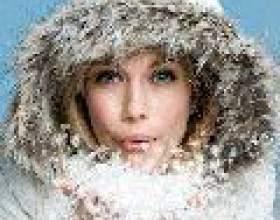 Як уберегти волосся взимку фото