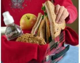 Що дати дитині в школу на сніданок фото