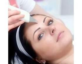 Що робить ультразвукова чистка обличчя фото