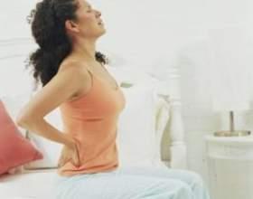 Що робити, якщо болить спина після сну? фото