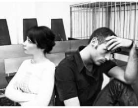 Що робити, якщо важко розлучитися з чоловіком? фото