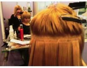 Що таке нарощування волосся фото