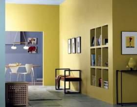 Колір вохри і інші натуральні відтінки в сучасному інтер'єрі фото
