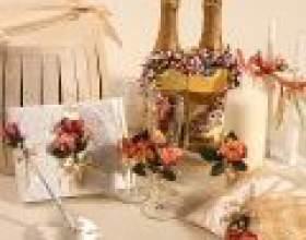 Весільні аксесуари ручної роботи фото