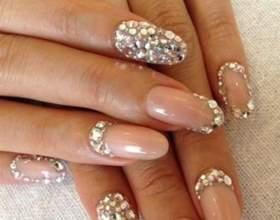 Робимо ідеальний весільний дизайн нігтів фото