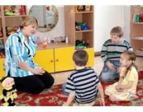Діти з відхиленнями в емоційно-особистісному розвитку і поведінці фото