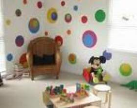 Дитяча кімната - простір для життя маленької людини фото