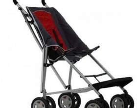 Дитяча прогулянкова коляска-тростина: поради щодо вибору та відгуки про виробників фото