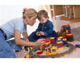 Дитячі розвиваючі ігри для дітей від року фото