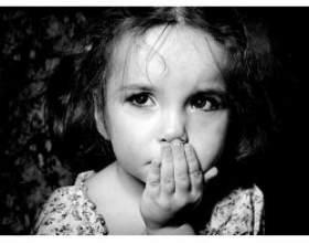 Дитячі страхи: страх смерті фото