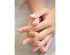 Діагностика захворювань по нігтях фото