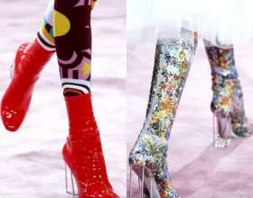 Dior представив нові чоботи фото
