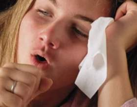 Тривалий кашель з мокротою: лікування фото
