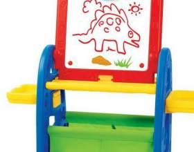 Дошка для малювання - дитяча можливість для самовираження фото