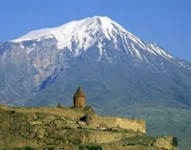 Пам'ятки вірменії. Історичні місця вірменії фото