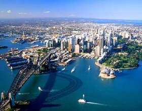 Пам'ятки австралії. Сідней фото