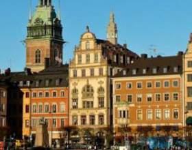 Пам'яток стокгольма. Щвецию, стокгольм: найцікавіші місця міста і околиць фото