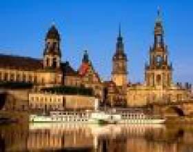 Дрезден - місто, повсталий з руїн фото