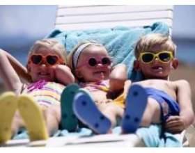 Якщо малюк обгорів на сонці фото