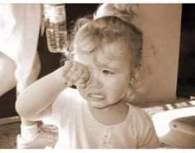 Якщо малюк плаче в дитячому садку фото