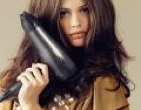Як вибрати хороший фен для волосся фото