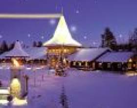 Новорічний відпочинок в фінляндії фото