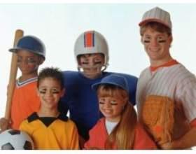 Фізкультура і спорт для дітей фото