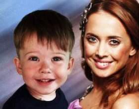 Фотографії жанни фріске з сином вперше опубліковані сестрою співачки фото