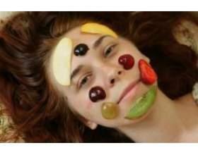 Фруктові маски для обличчя, побалуємо шкіру вітамінами фото