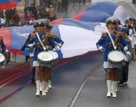 Головне свято країни - день незалежності росії фото