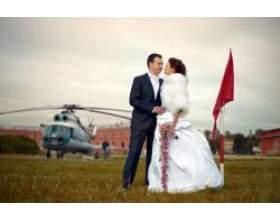 """Голлівудська весілля в стилі """"бондіани"""" фото"""